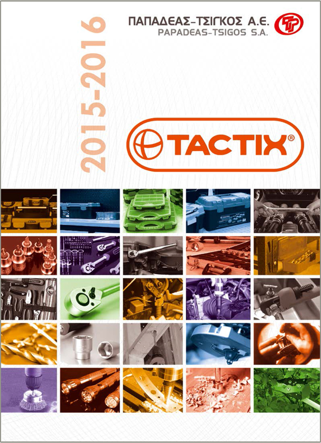 TACTIX CATALOGUE 2015 16